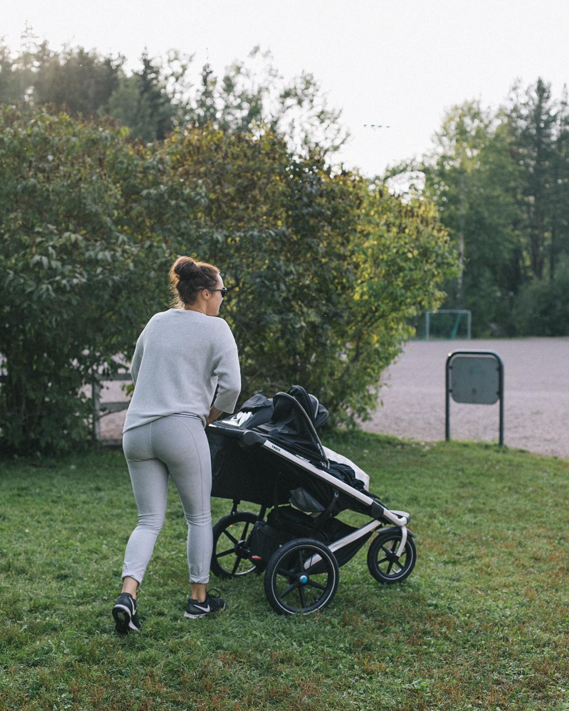Palautuminen synnytyksen jälkeen